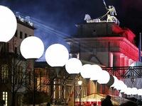 Đức kỷ niệm 25 năm ngày bức tường Berlin sụp đổ