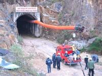Lâm Đồng: Sập hầm thủy điện Đa Dâng, 11 người mắc kẹt