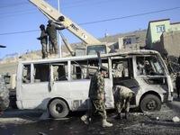 Afghanistan tăng cường an ninh ở Kabul
