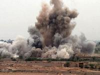 Mỹ không kích các thủ lĩnh IS tại Iraq