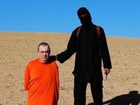 Thế giới rúng động khi IS tiếp tục hành quyết con tin
