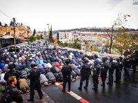Cảnh sát Israel đụng độ với người biểu tình tại đền thờ Jerusalem