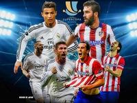 Vòng 3 La Liga: Đại chiến Real Madrid -Atletico Madrid