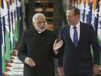 Ấn Độ - Australia tăng cường hợp tác
