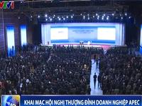 Khai mạc Hội nghị thượng đỉnh Doanh nghiệp APEC