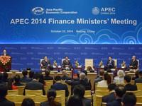 Hội nghị Bộ trưởng Tài chính APEC lần 21 nhóm họp tại Trung Quốc