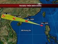 Đảm bảo thông tin thông suốt trong cơn bão số 3