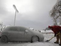 Nhật Bản: Bão tuyết bất ngờ làm 7 người thiệt mạng