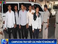 Campuchia truy bắt các phần tử khủng bố