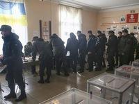 Khối Poroshenko dẫn đầu cuộc bầu cử tại Ukraine