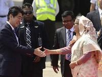 Thủ tướng Nhật Bản thăm Sri Lanka