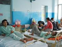 Bệnh sốt xuất huyết giảm mạnh tại Trà Vinh