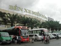 Giá vé xe khách rục rịch giảm theo giá xăng