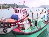 Ngư dân Côn Đảo mong chờ vươn khơi đánh bắt xa bờ
