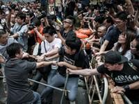 Hong Kong: Biểu tình khiến doanh thu ngành du lịch giảm 50%