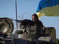 Ukraine sẽ công bố lệnh ngừng bắn tại miền Đông