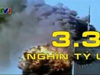 Thảm họa 11/9 gây thiệt hại 3,3 nghìn tỉ USD