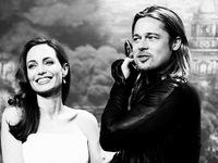 Hôn nhân đã thay đổi mối quan hệ của Jolie – Pitt