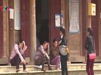 Phụ nữ có thai cũng bị... bán qua biên giới ở Nghệ An