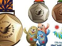 BXH huy chương ASIAD 17 (20/9): Hàn Quốc dẫn đần toàn đoàn