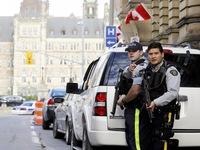 Canada tiêu diệt được kẻ xả súng vào văn phòng Thủ tướng