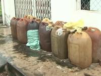 Cảnh báo hình thức lừa đảo bán dầu pha nước