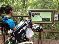 Công viên sinh thái cho người khuyết tật ở Costa Rica