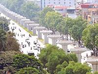 Đẩy nhanh tiến độ 6 dự án đường sắt đô thị