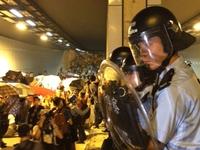 Hong Kong (Trung Quốc): Cảnh sát và người biểu tình tiếp tục đụng độ