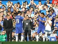 Chelsea 4-2 Swansea: Terry phản lưới nhà, Costa lập hat-trick