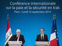 Pháp khai mạc hội nghị quốc tế về IS