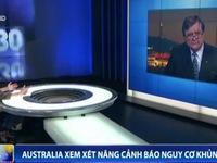 Mối đe dọa khủng bố tại Australia lên mức báo động