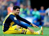Hòa Schalke, Mourinho lí giải việc xếp Costa ngồi dự bị