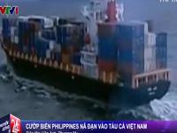 Cướp biển Philippines tấn công tàu cá Việt Nam ngoài khơi Malaysia