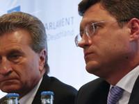 Nga, Ukraine và EU không đạt được thỏa thuận về khí đốt