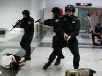 Trung Quốc diễn tập chống khủng bố quy mô lớn