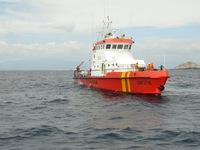 Điều động thêm tàu, máy bay tìm kiếm 8 thuyền viên mất tích