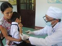 TT-Huế phát động chiến dịch tiêm vaccine sởi-rubella