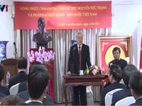 Tổng Bí thư thăm đại sứ quán Việt Nam tại Hàn Quốc