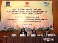 Cơ hội việc làm trước ngưỡng cửa cộng đồng ASEAN
