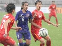 ASIAD 17: Hạ Thái Lan, ĐT nữ Việt Nam lần đầu vào bán kết