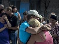 Số người thiệt mạng tại miền Đông Ukraine tiếp tục tăng