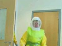 Anh diễn tập đối phó dịch Ebola