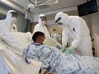 Pháp điều trị một nhân viên nhiễm virus Ebola