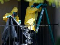 Bệnh nhân nhiễm Ebola thứ hai là người gốc Việt