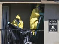 Bệnh nhân đầu tiên nhiễm Ebola ở Mỹ đã tử vong
