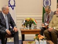 Ấn Độ và Israel cam kết tăng cường quan hệ