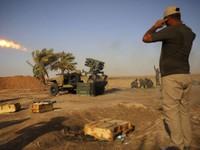 Iraq kêu gọi tiếp tục không kích lực lượng IS