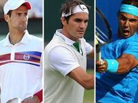 Vòng 2 Thượng Hải Masters: Federer, Nadal, Djokovic xuất trận