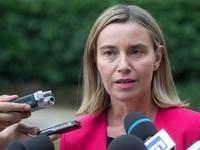 EU bàn biện pháp hỗ trợ chính phủ Ukraine